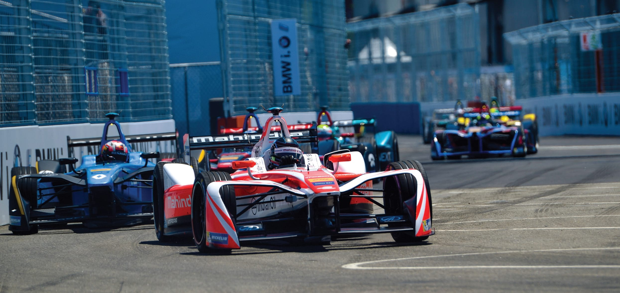 Image result for mahindra formula e racing