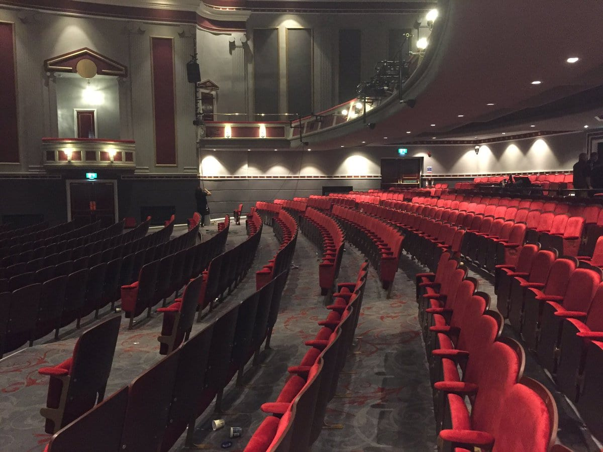 Viessmann Boilers Take Centre Stage At Hull New Theatre Propel